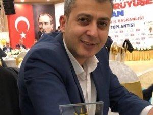 AK PARTİ İLÇE BAŞKANI İRFAN KARACA'DAN BAYRAM KUTLAMASI
