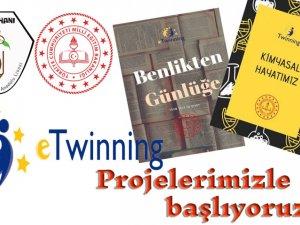 Kadınhanı MTAL e-Twinning projelerine başladı