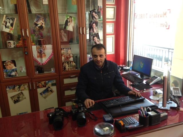 FOTOĞRAFÇILARDA 'BİYOMETRİK' YOĞUNLUK
