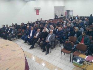 SAADET PARTİSİ'NDE İLÇE AYLIK BÖLGE DİVAN TOPLANTISI