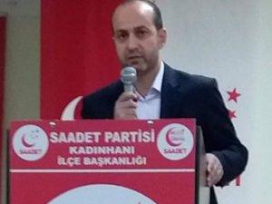 REFİK CANCAN: ''ZİHNİYET DEĞİŞMELİ''