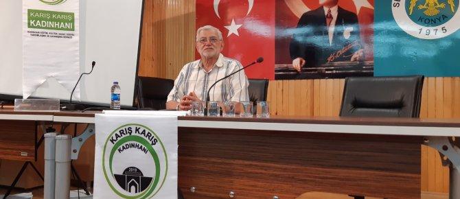 Prof. Dr Cihangir AKIN ile Söyleşi Programı Yapıldı