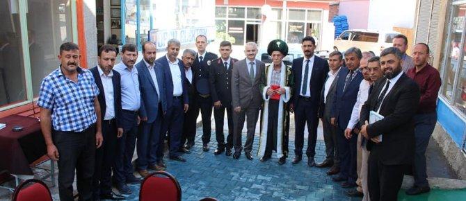 ESNAF ODASINDAN 'AHİLİK KÜLTÜRÜ HAFTASI' ETKİLİKLERİ
