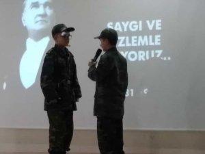 KADINHANI'NDA ATATÜRK'Ü ANMA PROGRAMI
