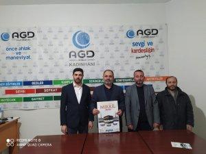 ANADOLU GENÇLİK DERNEĞİ'NDEN 'MEKKE'NİN FETHİ' PROGRAMINA DAVET