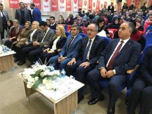 """""""Milliyetçi Hareket Partisi 200 Yeni Üyenin Katılım Programı"""" gerçekleştirildi."""